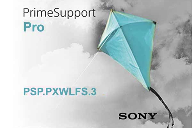 Sony +1 Year PrimeSupportPro extension cover