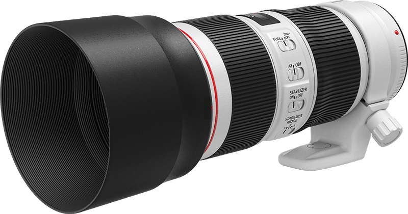 Canon EF 70-200 4 L IS II USM
