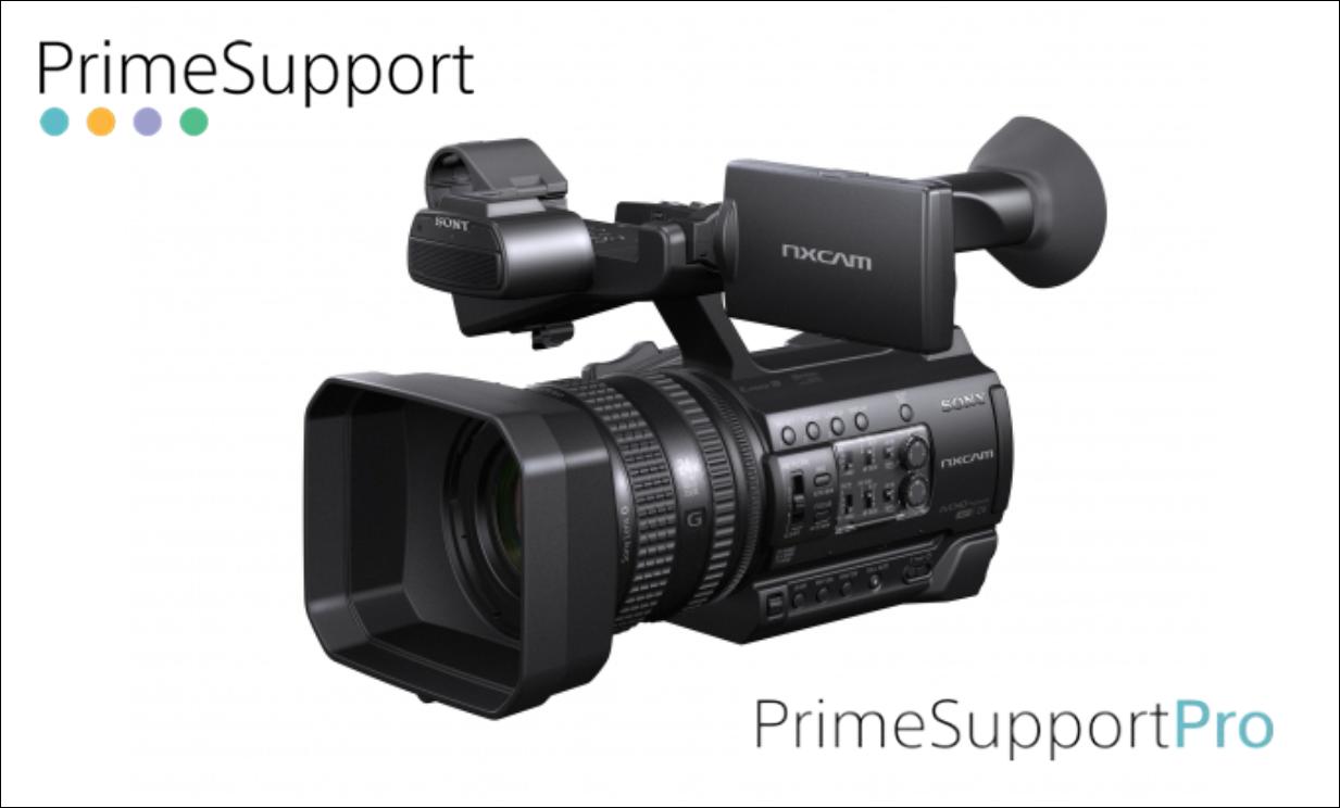 Sony HXR-NX100 + 1 Ano de Garantia Adicional (Prime Support PRO)