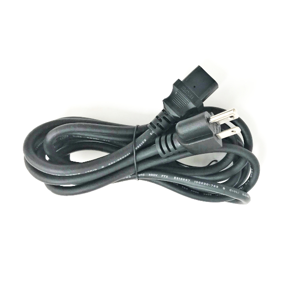 Litepanels Cable Assembly, IEC EU AC Power 3m