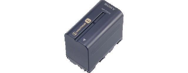 Sony Bateria NPF 970