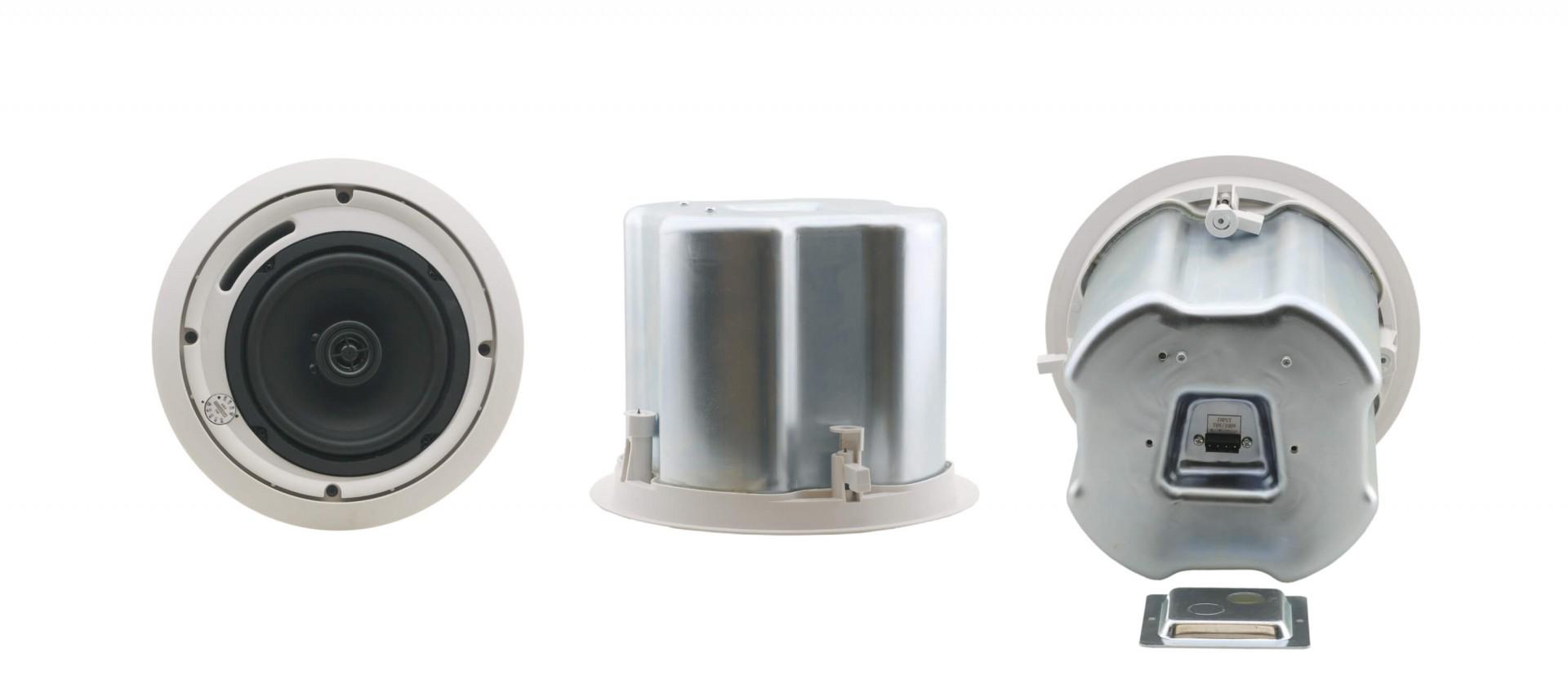 Kramer Tavor 5-O 5.25–Inch, On–Wall 2–Way Powered Speakers - 2 Speakers (1 Pair)