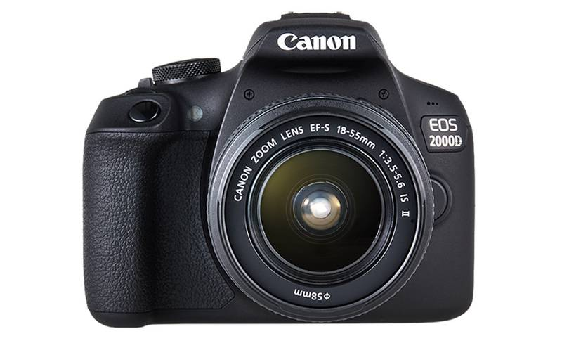 Canon EOS 2000D 18-55 IS