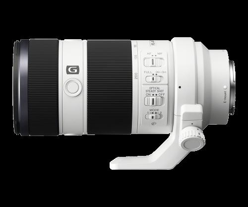 Sony Objetiva FE 70-200 mm F4 G OSS