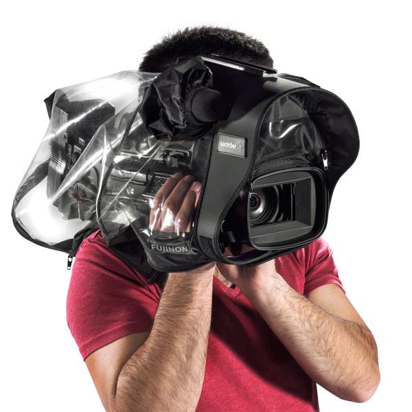 Sachtler Capa de Protecção Chuva para Camcorders Média