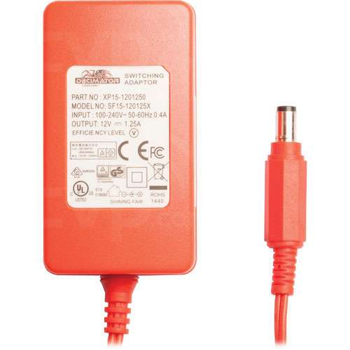 Decimator Power Pack + 12V DC (for plastic lock)
