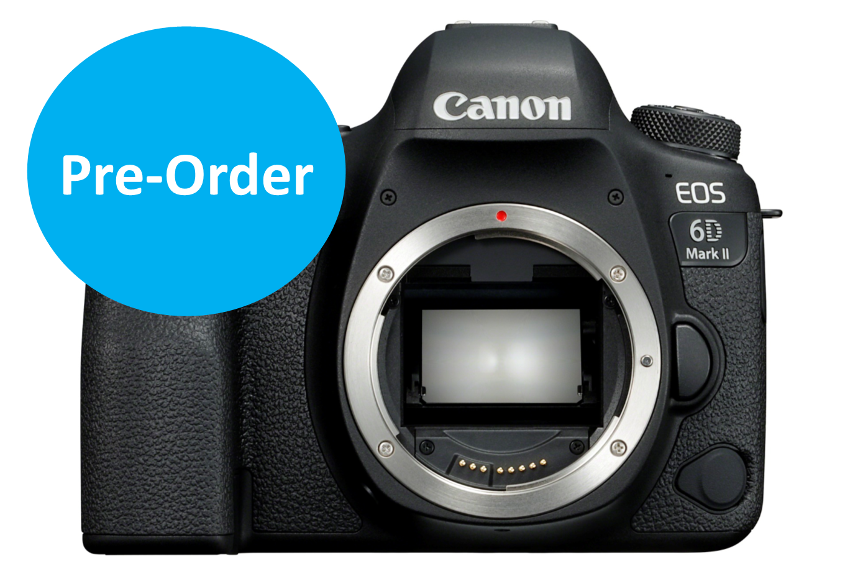 Canon EOS 6D Mark II (Corpo)