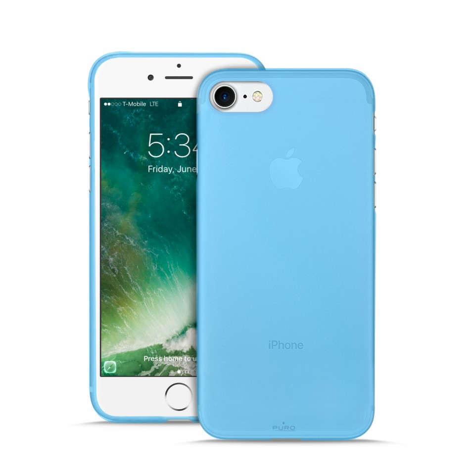 40b39133d5b74 iPhone 7 8 Capa Ultra-Fina 0.3 Puro   iCare-market - Acessórios para ...