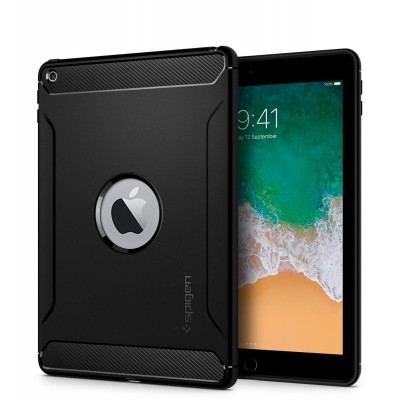 "Capa Spigen Rugged Armor para iPad 9.7"""