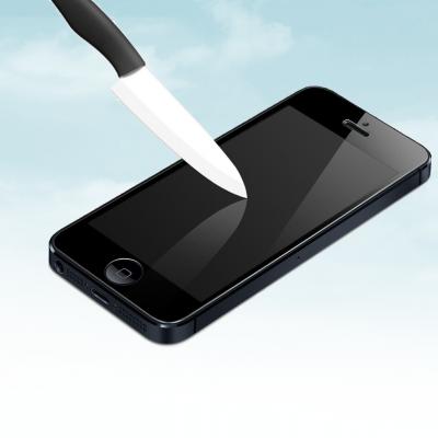 Películas de Protecção de Ecrã em Vidro Temperado Wozinsky HD iPhone 5/5S/SE