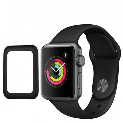 Películas de Protecção de Ecrã em Vidro Temperado 3D Full Glue Apple Watch Series 4/5 - 44mm