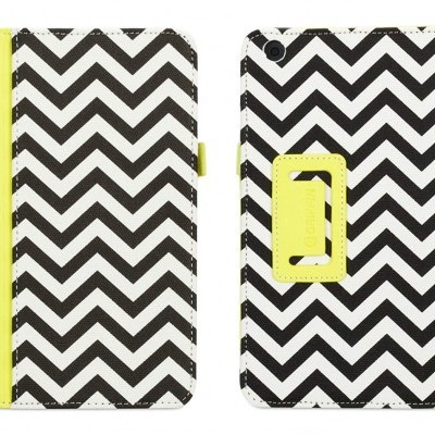 Capa Griffin Zig Zag Folio para iPad mini