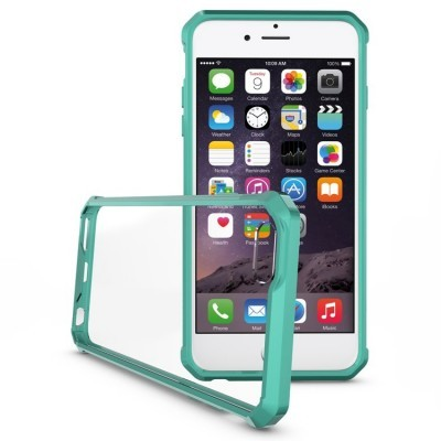 iPhone 6/6S Plus Capa Frame Anti-Shock 100% Transparente