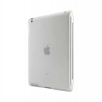 Capa Belkin Snap Shield Frosted para iPad