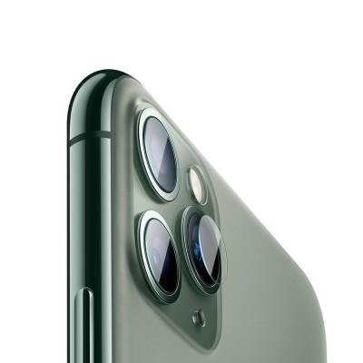 Películas de Protecção de Câmara Traseira Baseus (Pack 2) em Vidro Temperado iPhone 11 Pro