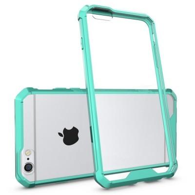 iPhone 6/6S Plus Capa Frame Anti-Shock 100% Transparente