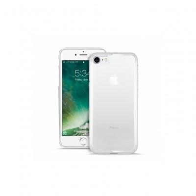 iPhone 7/8 Capa Silicone Transparente Plasma PURO