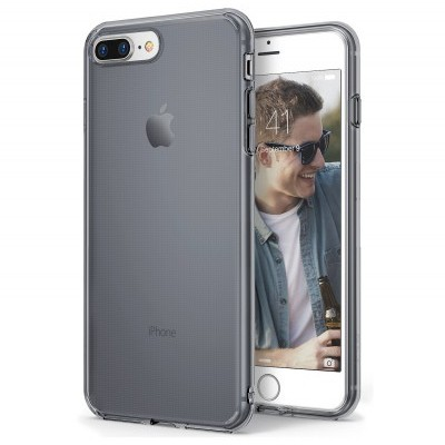 iPhone 7/8 Plus Capa Fina Silicone Ringke Air