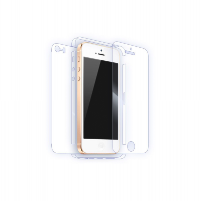 Películas Protectoras Full Body Shield iPhone 5/5S/SE
