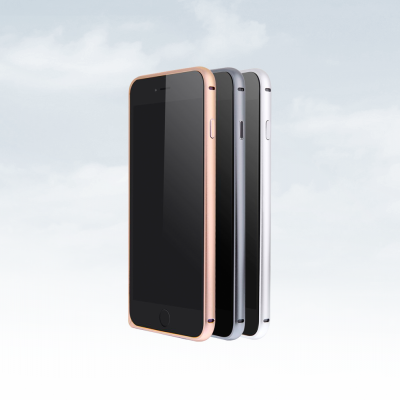 iPhone 6 Plus Bumper Alumínio Ultra-fina dodocool®