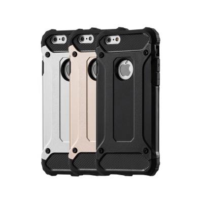 iPhone 6/6S Capa Anti-Shock Hybrid Armor