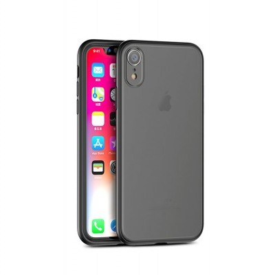 iPhone XR Capa Transparente Mate iPaky Cucorolis