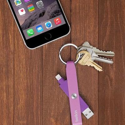 Keychain Mixit Belkin Lightning to USB