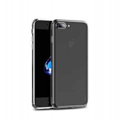 11f303c42c3eb Promoção iPhone 7 8 Plus Capa Silicone iPaky Effort + Vidro Temperado ...