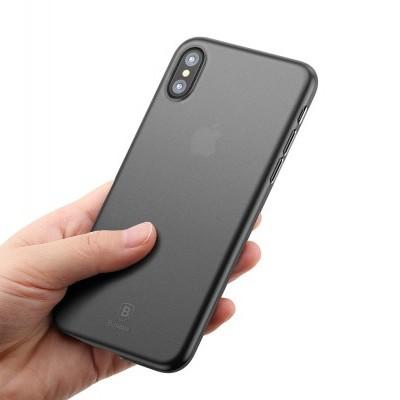 iPhone X/XS Capa Ultra Fina Baseus Wing