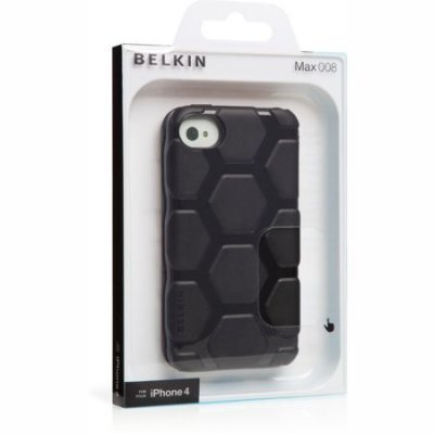 iPhone 4/4S Capa Belkin Max 008 Super Protecção