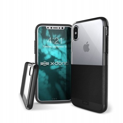 iPhone X/XS Capa Pele Dash X-Doria