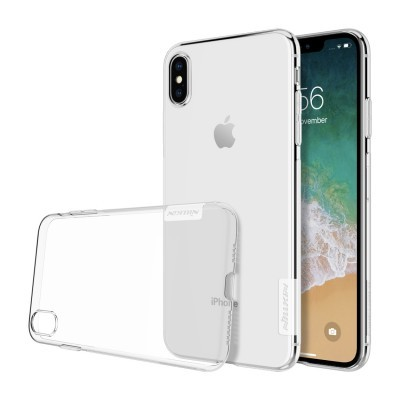 iPhone XS Max Capa Super Fina Nillkin Nature
