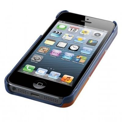 iPhone 5/5S/5SE Capa em Pele Rígida Trexta PatchWork