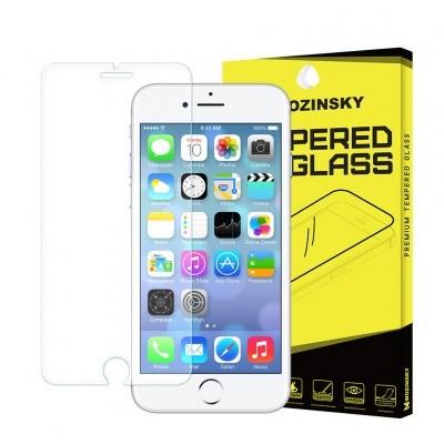 Películas de Protecção de Ecrã em Vidro Temperado Wozinsky HD iPhone 6/6S