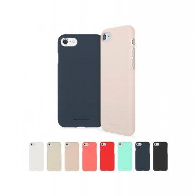 iPhone 6/6S Capa Fina Silicone Soft Feeling Goospery