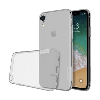 iPhone XR Capa Super Fina Nillkin Nature