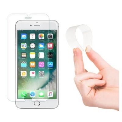 Películas de Protecção de Ecrã Ultra-Finas em Vidro Temperado Nano Flex HD+  iPhone 6/6S Plus