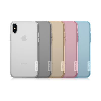 iPhone X/XS Capa Super Fina Nillkin Nature