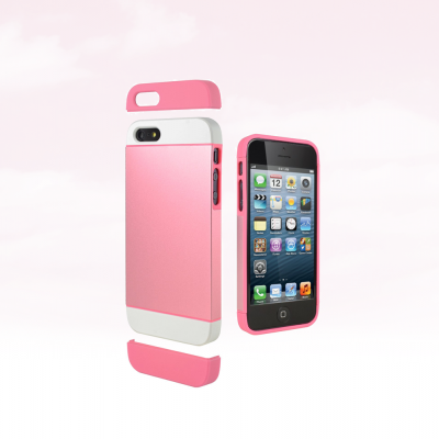 iPhone 5/5S/SE Capa Cygnett Alternate Pink