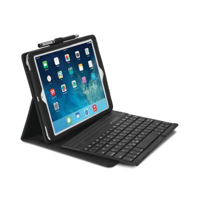 Capa de Teclado Keyfolio Pro Kensignton para iPad Air
