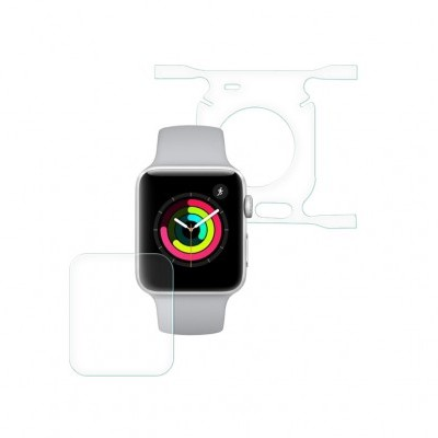 Películas de Protecção Self-Repair 360º Full Body Apple Watch Series 3 - 42mm
