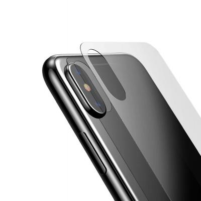 Películas de Protecção Traseira em Vidro Temperado  iPhone X/XS