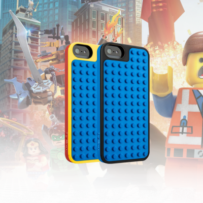 finest selection 41a84 02835 iPhone 5/5S/SE Capa Lego Belkin Builder Case