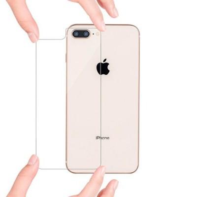 Películas de Protecção Traseira em Vidro Temperado  iPhone 7/8 Plus
