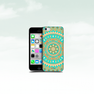 iPhone 5C Capa Pattern 511 Stylish