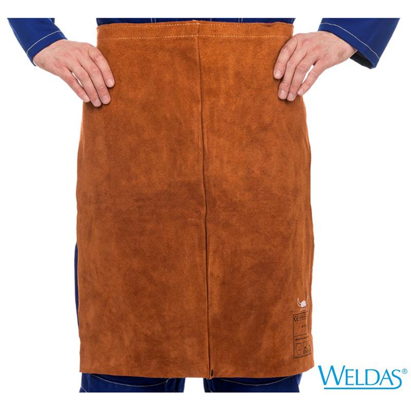 WELDAS Avental sem peito Lava Brown 44-7124