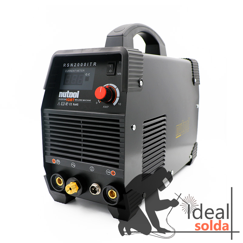 Nutool Máquina de Soldar TIG HF Inverter 170 AMP