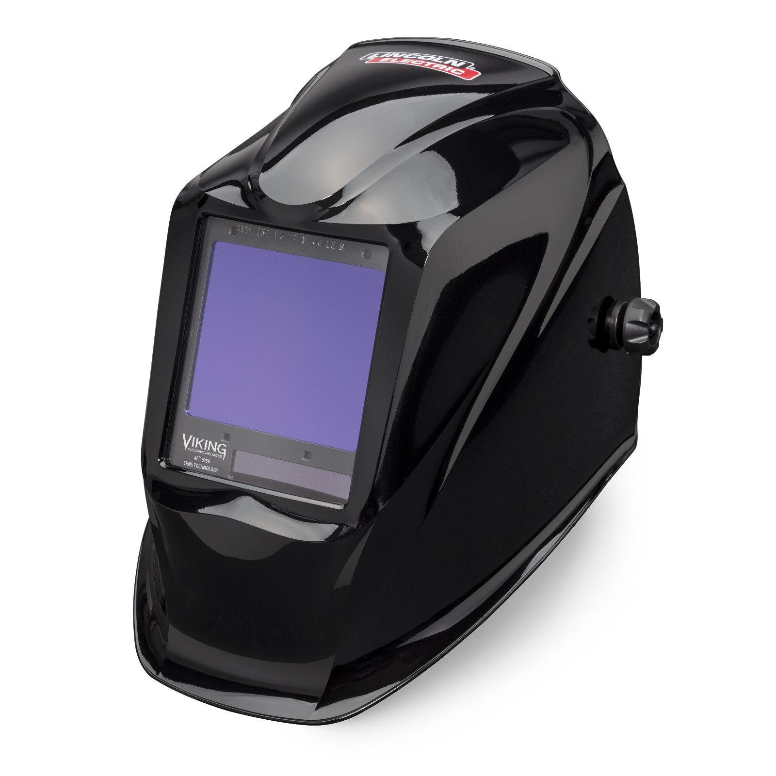 Máscara Soldadura Lincoln Electric VIKING 3350 Black