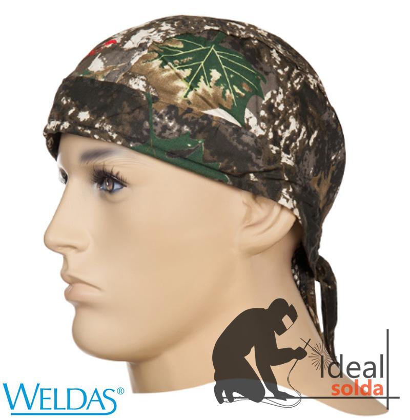 WELDAS Touca Bandana Camouflage 23-3601