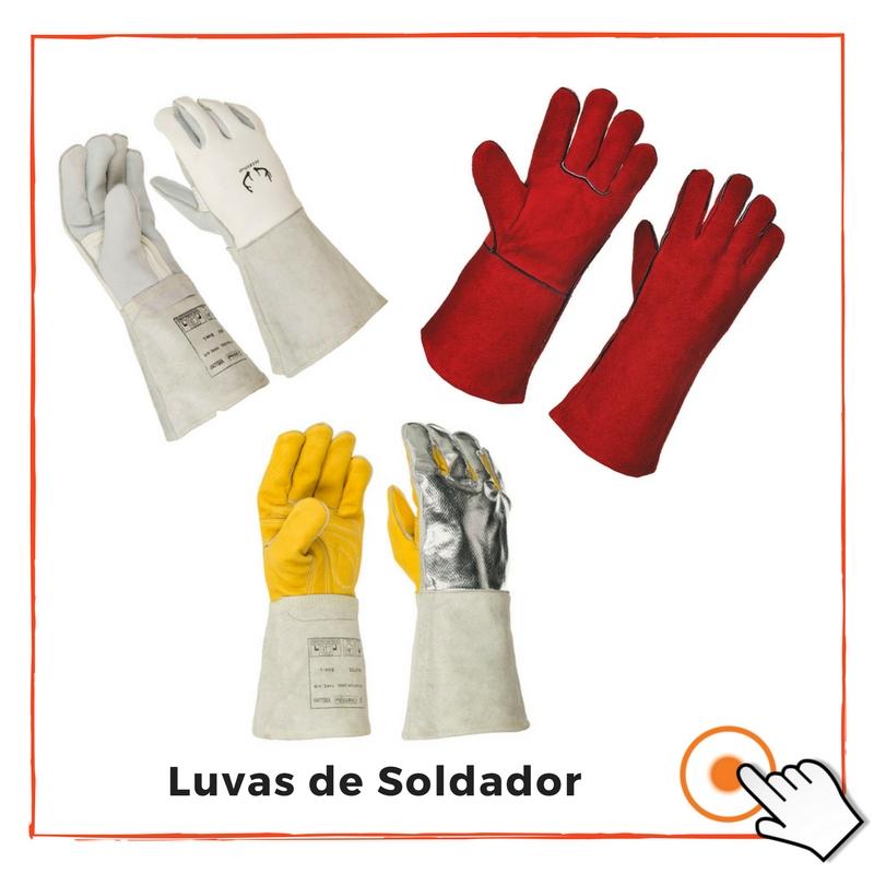 LUVAS DE SOLDADOR